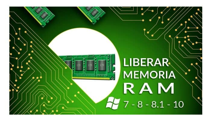 Como liberar una memoria RAM en Windows