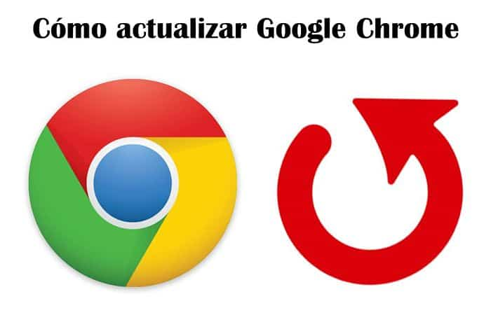 actualizar Google Chrome