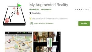 AugmentMy Augmented Reality