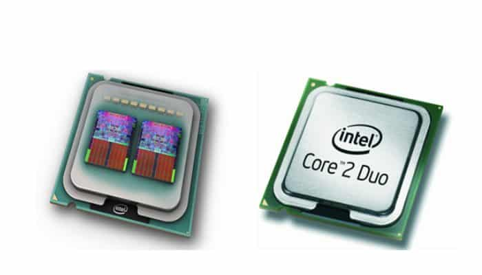CPU de doble núcleo