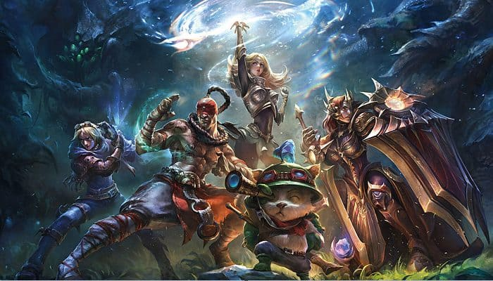 Cómo Descargar League of Legends, En Windows Y Mac