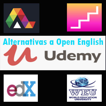 Alternativas a Open English